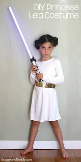 Cinderella Halloween Costume Kids Easy Princess Leia Costume Leia Costume Princess Leia Costumes