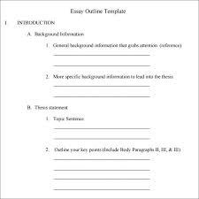 format for essay outline essay plan outline format custom paper service