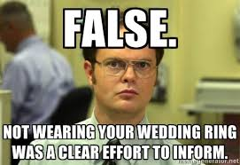 Meme Wedding - wedding ring meme twenty something living