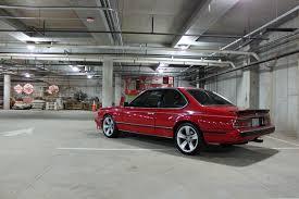 bmw vintage coupe 1988 bmw m6 test drive