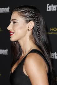 one sided braid hairstyles fade haircut
