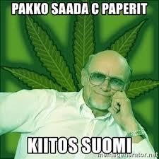 Suomi Memes - pakko saada c paperit kiitos suomi ganjaburger meme generator