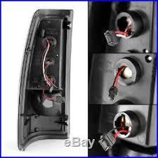 2004 silverado led tail lights 2003 2006 chevy silverado 2004 2005 2006 gmc sierra black smoked led