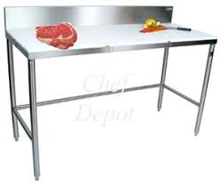 stainless steel butcher table marvelous stainless steel butcher block table f74 in creative home