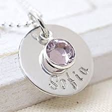 mothers day necklace personalized personalized s day necklaces let s personalize that