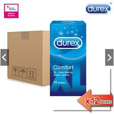 Comfortable Condoms Durex Comfort Xl Condoms X 12 Boxes End 5 22 2018 12 15 Am