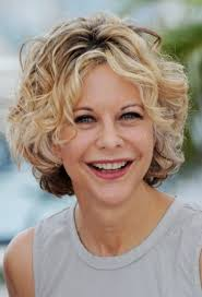 meg ryan s hairstyles over the years meg ryan s curly bob meg ryan has gone back to wearing her hair