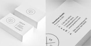 back business card business card design inspiration 60 eye catching exles