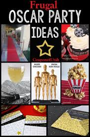 oscar party ideas easy oscar party ideas coupons 4 utah