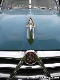 1952 hudson hornet ornament