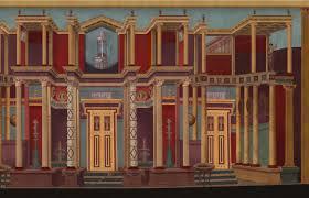 floor plan of a roman villa new digital technologies bring ancient roman villa to life