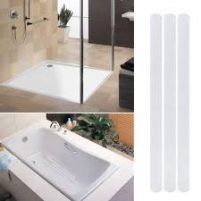 Non Slip Bathtub Strips Non Slip Bathroom Appliques U0026 Mats Ebay