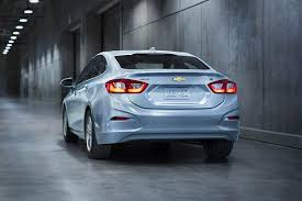 2018 chevrolet cruze new car review autotrader