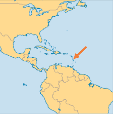 Madagascar On World Map by Martinique Operation World