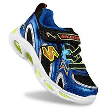 mens light up sketchers s lights ipox rayz boys light up athletic shoes skechers