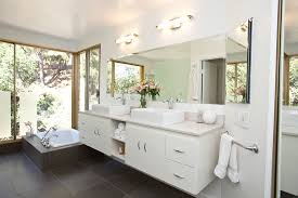 Modern Bathroom Vanity Lights Bathroom Vanity Lights Bathroom Contemporary With Accent Wall