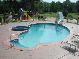 Mountain Lake Pool Design by Vinyl Liner Pools Custom Design Installation U0026 Accessories Raleigh