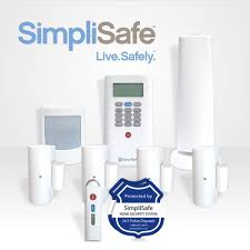 this wireless alarm system can be installed in your home on your own in under an hour and does not require a long term commitment for a home monitoring