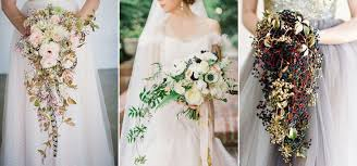 Cascading Bouquet Cascading Bouquets For The Vintage Bride Glitzy Secrets