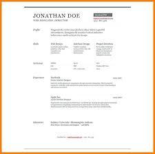 printable sample resume templates basic job resume template sample