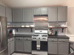 kitchen design idea install stainless steel backsplash for ikea