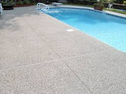 exposed aggregate gallery concrete evolutions leader in