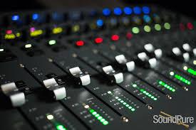 avid pro tools s3 studio control surface