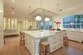 large square kitchen island home design