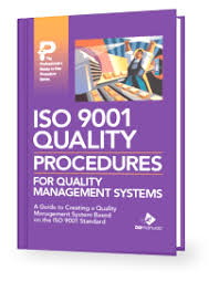 iso 9001 procedures for quality management systems book