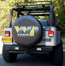jeep lights steel led tail lights warrior products