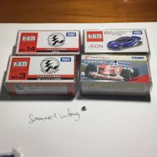 bca aeon tomica event model aeon exclusive model toys games others on