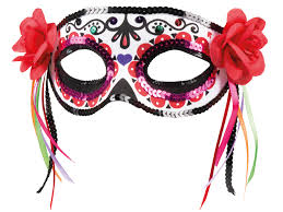 day of the dead masks day of the dead mask partynutters uk