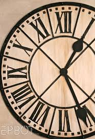 Giant Wall Clock 84 Best Clocks Images On Pinterest Clock Ideas Large Wall