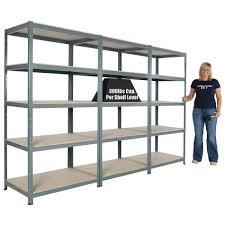 large storage shelves image of garage storage shelving systemssteel units metal ideas