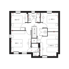 barratt homes floor plans u2013 meze blog