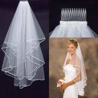 wedding veils for sale wholesale fingertip wedding veils buy cheap fingertip wedding