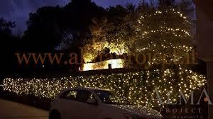 alma project house tavarnelle lights hedges