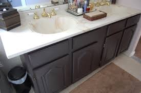 Painting Bathrooms Ideas by Painted Bathroom Cabinets Black Resmi Bathroom Decoration