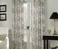Fabric Blinds For Sliding Doors Decor Curtains For French Doors Awesome Curtains For French