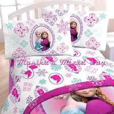 Pink Full Size Comforter Frozen Princess Anna Elsa Pink Twin Full Size Comforter Bed