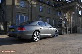 bentley continental flying spur 2015 the bentley flying spur v8 mulliner u0027s subtleties explored