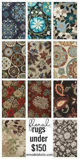 10 Rug 30 Beautiful Affordable Area Rugs Remodelaholic