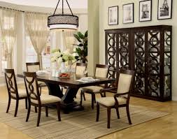 modern dining room table decor ideas decorating of party cool