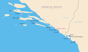 Flybe Route Map by Tailored Yacht Charters Croatia Sailing Holiday Croatia Tours