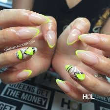 top 25 best neon yellow nails ideas on pinterest neon nails