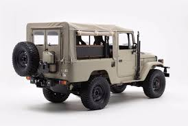 classic land cruiser the fj company recreates classic with modern v6 24 being made