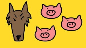brick house three little pigs clipart panda free clipart images