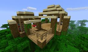 Treehouse Design Software by Minecraft Simple Jungle Treehouse Google Search Minecraft