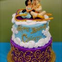 blooming ideas princess jasmine birthday cake and fanciful best 25