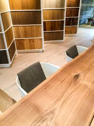 arrigoni woods showroom in minturn colorado custom flooring
